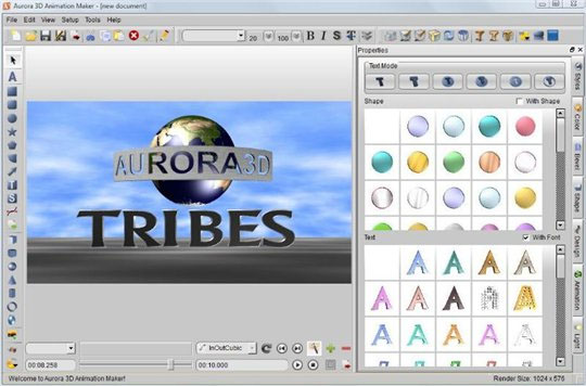 Aurora 3D Maker