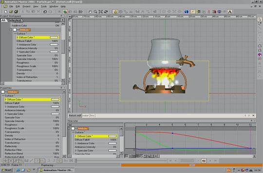 Hash Animation:Master
